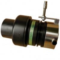 Роликовая пневматическая муфта с компактной эластичной муфтой DSR/F/AP + GEC